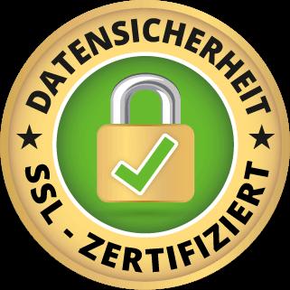 SSL zertifiziert